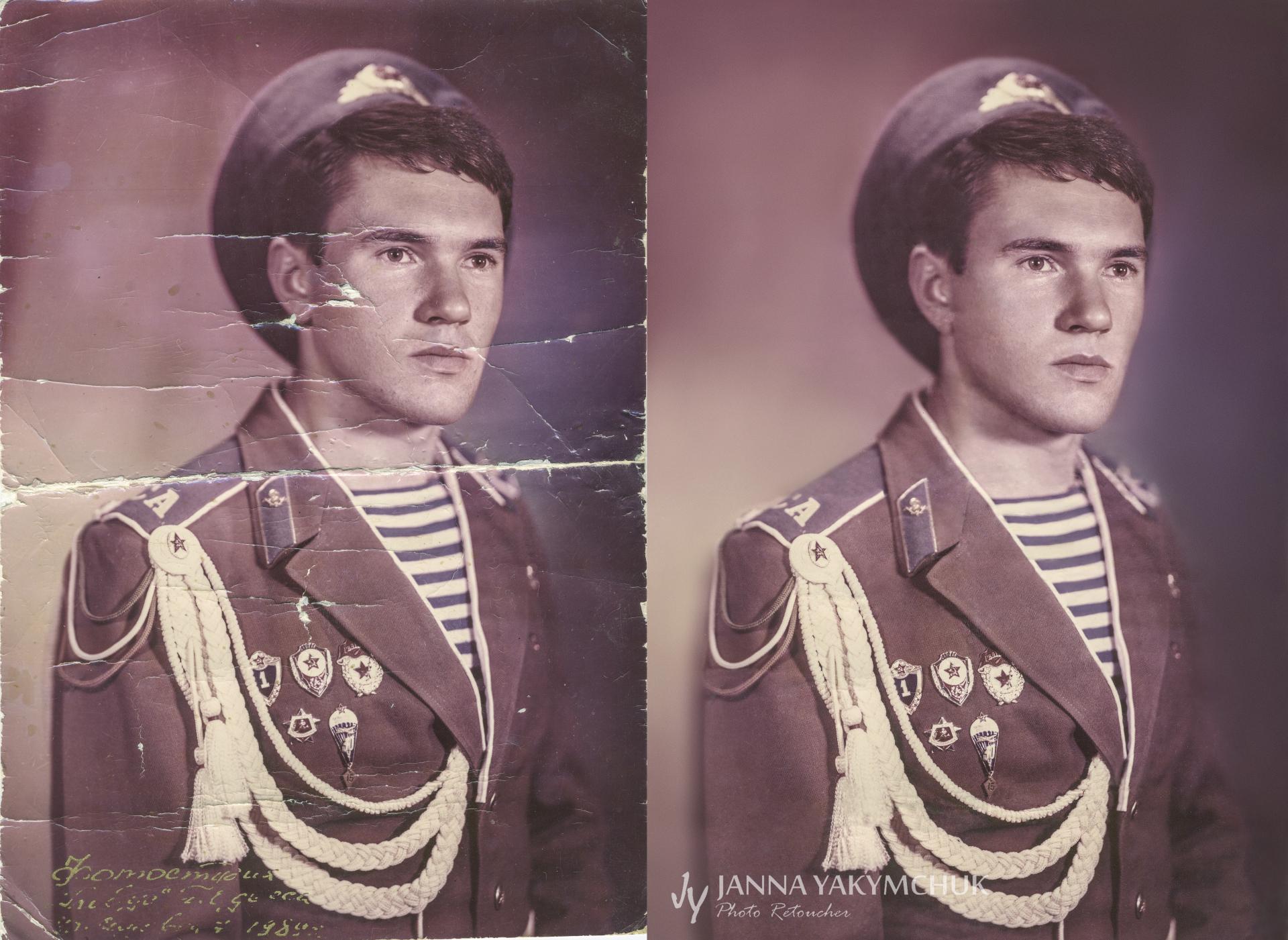 Восстановление старых фотографий новороссийск